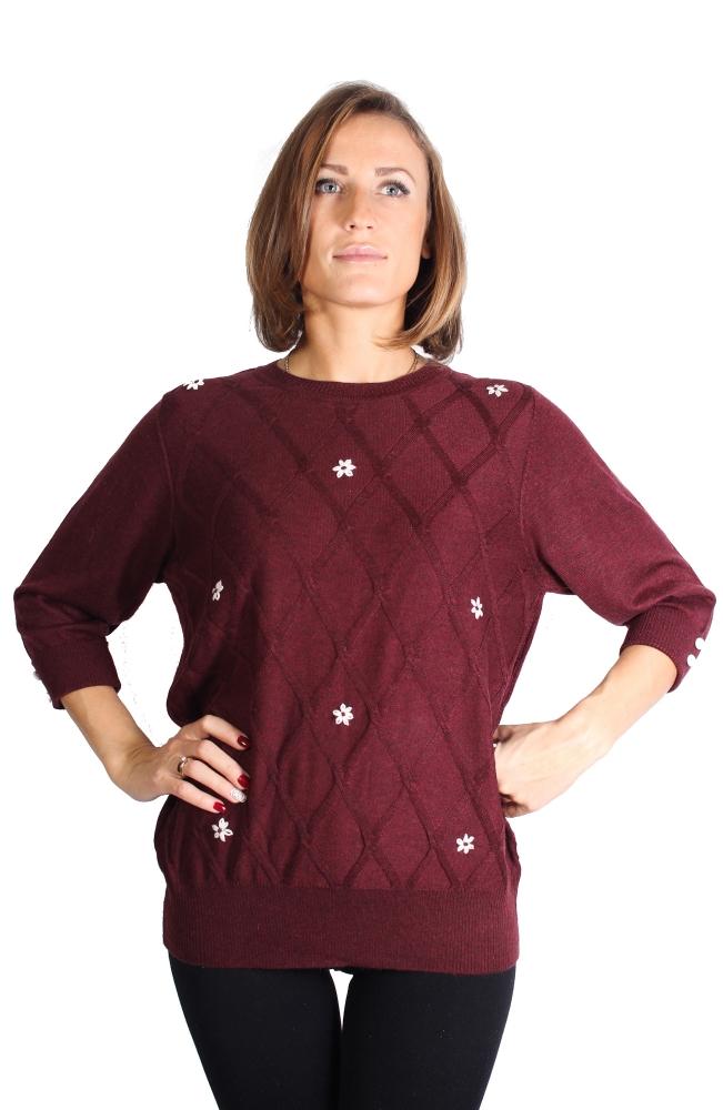 Джемпер с блузкой в москве