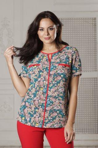 bff3ffbc7791 Женская одежда больших размеров оптом от производителя — купить ...
